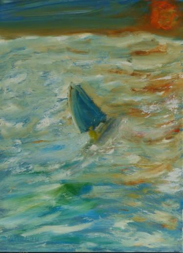 N°016 Le vieil homme et la mer
